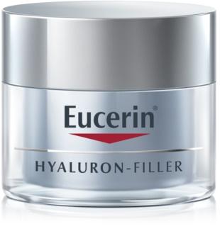 Eucerin Hyaluron-Filler creme de noite antirrugas