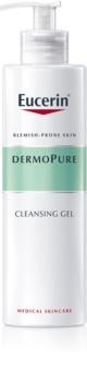 Eucerin DermoPure mélyen tisztító gél a problémás bőrre