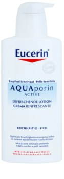 Eucerin Aquaporin Active Body lotion für trockene und empfindliche Haut