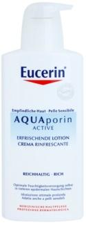 Eucerin Aquaporin Active losjon za telo za suho in občutljivo kožo