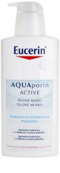 Eucerin Aquaporin Active leite corporal para a pele normal