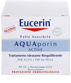 Eucerin Aquaporin Active intenzív hidratáló krém minden bőrtípusnak SPF 25