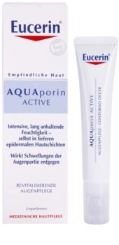 Eucerin Aquaporin Active crema intens hidratanta zona ochilor