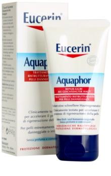 Eucerin Aquaphor baume rénovateur qui accélère la cicatrisation des peaux sèches et gercées