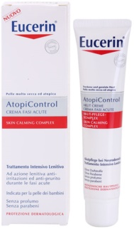 Eucerin AtopiControl Acute krema za suho in srbečo kožo
