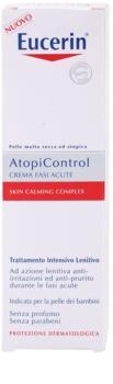Eucerin AtopiControl Acute krem do skóry suchej i swędzącej