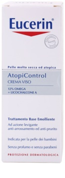 Eucerin AtopiControl zklidňující krém pro suchou a svědící pleť