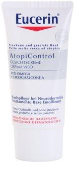 Eucerin AtopiControl creme apaziguador para pele seca e com prurido