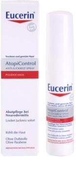 Eucerin AtopiControl spray calmante para pieles secas y con picor