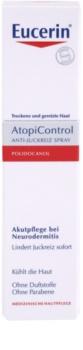 Eucerin AtopiControl spray calmant pentru piele uscata, actionand impotriva senzatiei de mancarime