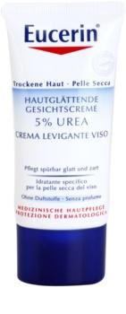Eucerin Dry Skin Urea crema viso per pelli secche e molto secche