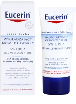 Eucerin Dry Skin Urea 5% Urea Face Cream For Dry To Very Dry Skin