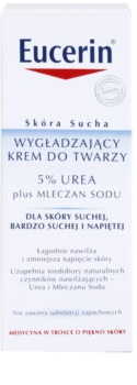 Eucerin Dry Skin Urea 5% Urea Face Cream For Dry To Very Dry Skin