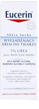 Eucerin Dry Skin Urea krema za obraz za suho do zelo suho kožo