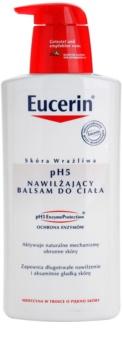 Eucerin pH5 telové mlieko pre citlivú pokožku