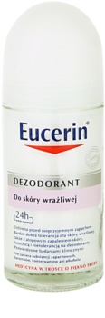 Eucerin Deo deodorant roll-on pentru piele sensibila