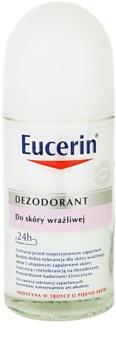 Eucerin Deo desodorante roll-on con bola para pieles sensibles