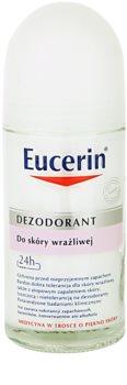 Eucerin Deo Roll-On Deodorant  voor Gevoelige Huid