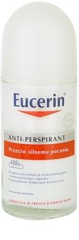 Eucerin Deo antitranspirantes contra suor excessivo