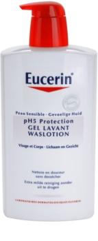 Eucerin pH5 Крем для душу для чутливої шкіри