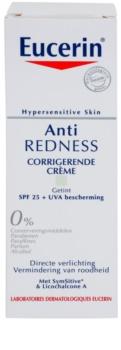 Eucerin Anti-Redness crema de día neutralizadora con pigmentos verdes SPF 25