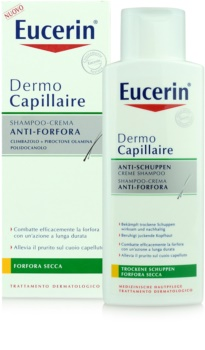 Eucerin DermoCapillaire champú contra la caspa seca