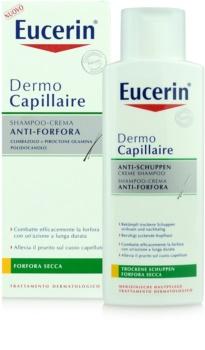 Eucerin DermoCapillaire szampon przeciw suchemu łupieżowi