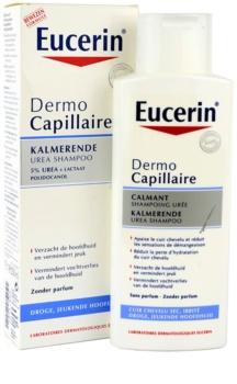 Eucerin DermoCapillaire шампоан  за суха и сърбяща кожа на главата