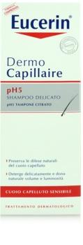 Eucerin DermoCapillaire šampón pre citlivú pokožku hlavy
