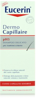 Eucerin DermoCapillaire šampon za občutljivo lasišče