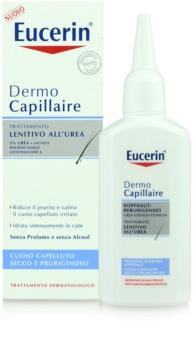 Eucerin DermoCapillaire vlasové tonikum pre suchú pokožku hlavy so sklonom k svrbeniu