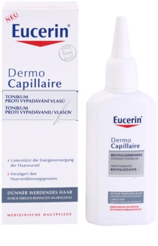 Eucerin DermoCapillaire тоник против косопад