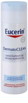 Eucerin DermatoClean Reinigingsgel voor Normale tot Gemengde Huid