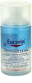 Eucerin DermatoClean odličovač očí pre všetky typy pleti