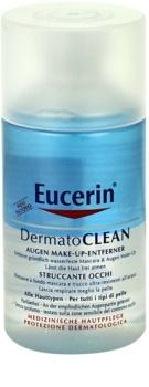 Eucerin DermatoClean Oog Make-up Remover voor alle huidtypen