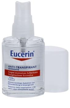 Eucerin Deo Antitranspirant-Spray gegen übermäßiges Schwitzen