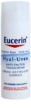 Eucerin Hyal-Urea Tagescreme gegen Falten für trockene bis atopische Haut