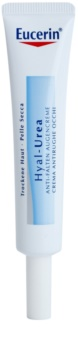 Eucerin Hyal-Urea oční protivráskový krém pro suchou až atopickou pleť