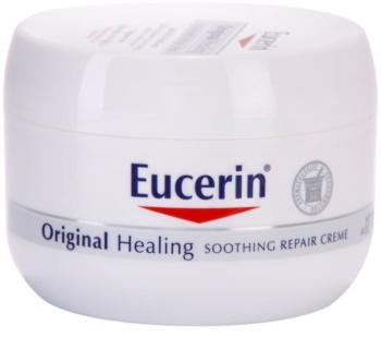 Eucerin Original Healing zklidňující a regenerační krém pro velmi suchou pokožku