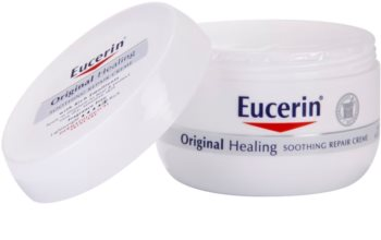 Eucerin Original Healing Soothing And Regenerating Cream For Very Dry Skin