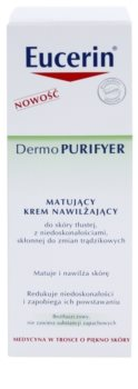 Eucerin Dermo Purifyer Matte Cream For Problematic Skin, Acne