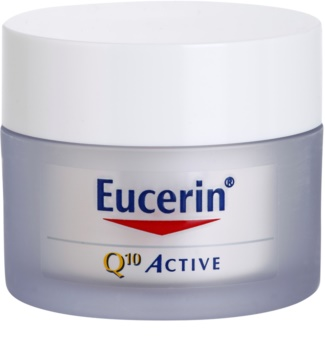 Eucerin Q10 Active crema lisciante antirughe