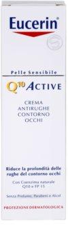 Eucerin Q10 Active protivráskový oční krém SPF15