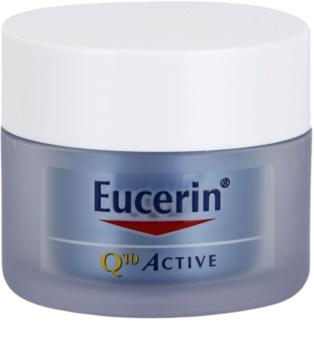 Eucerin Q10 Active nočna regeneracijska krema proti gubam