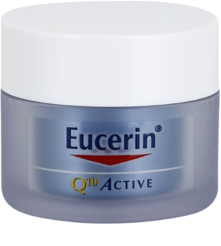 Eucerin Q10 Active regeneračný nočný krém proti vráskam