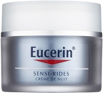 Eucerin Sensi-Rides crème de nuit anti-rides