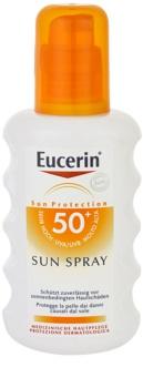 Eucerin Sun Schützender Spray SPF50+