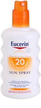 Eucerin Sun Beschermende Spray  SPF 20