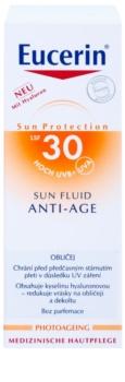 Eucerin Sun ochranný fluid proti vráskam SPF 30