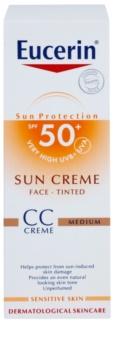 Eucerin Sun CC Cream SPF 50+